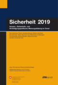 Studie «Sicherheit 2019» // Etude « Sécurité 2019 » // Studio «Sicurezza 2019» // Survey «Security 2019»