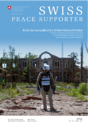 SWISS PEACE SUPPORTER 2016/2