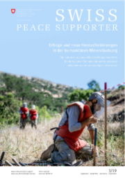 SWISS PEACE SUPPORTER 2019/3