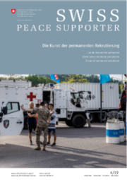 SWISS PEACE SUPPORTER 2019/4
