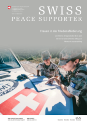 SWISS PEACE SUPPORTER 2020/4