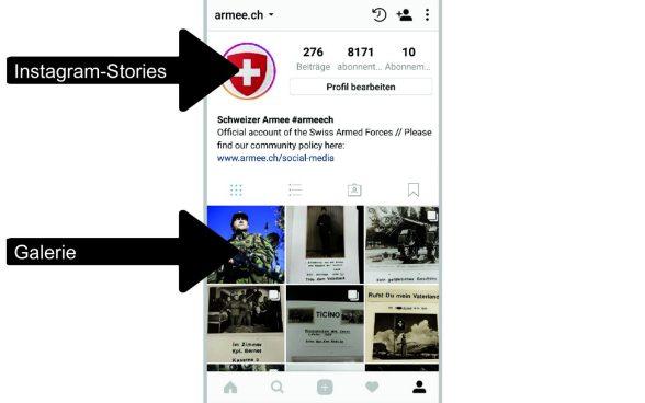 Offizielle Website der Armee