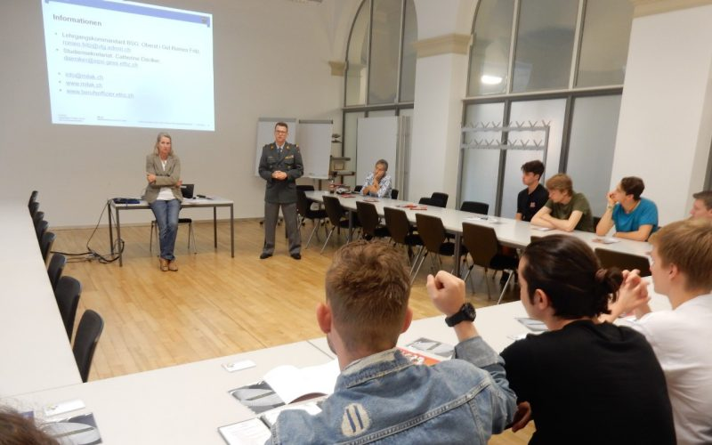 Studieninformationstag ETH Zürich