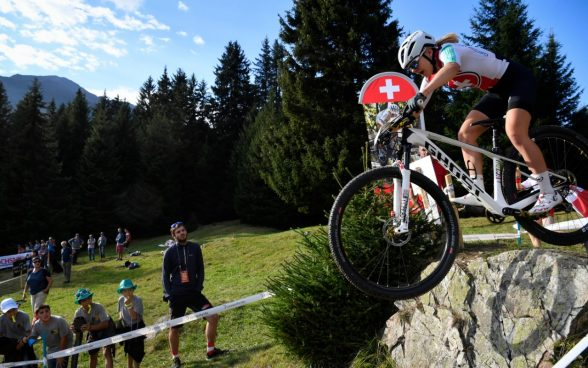 SWITZERLAND MOUNTAINBIKE WORLD CUP TRAININGS