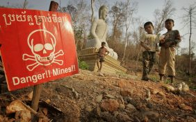 20 years fighting against anti-personnel mines:  Successes and challenges
