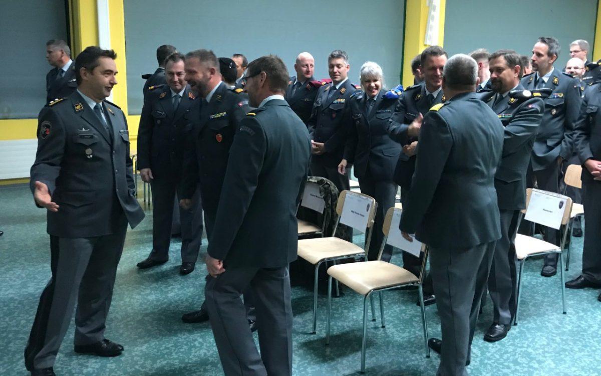 militare incontri gruppo UK