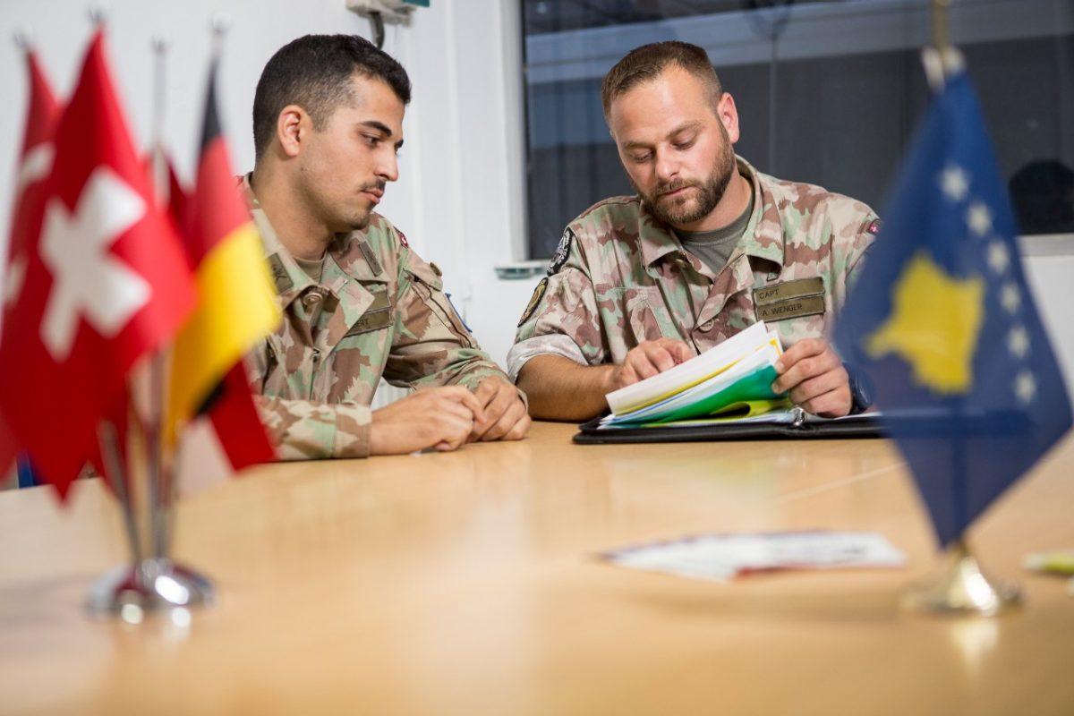 Schweizer Armee Schweizer Armee KFOR SWISSCOY