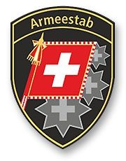 Badge Armeestab