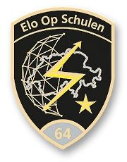 EKF Schule 64 Badge