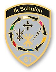 Informatikschule 61 Badge