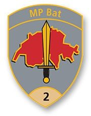 Badge MP Bat 2