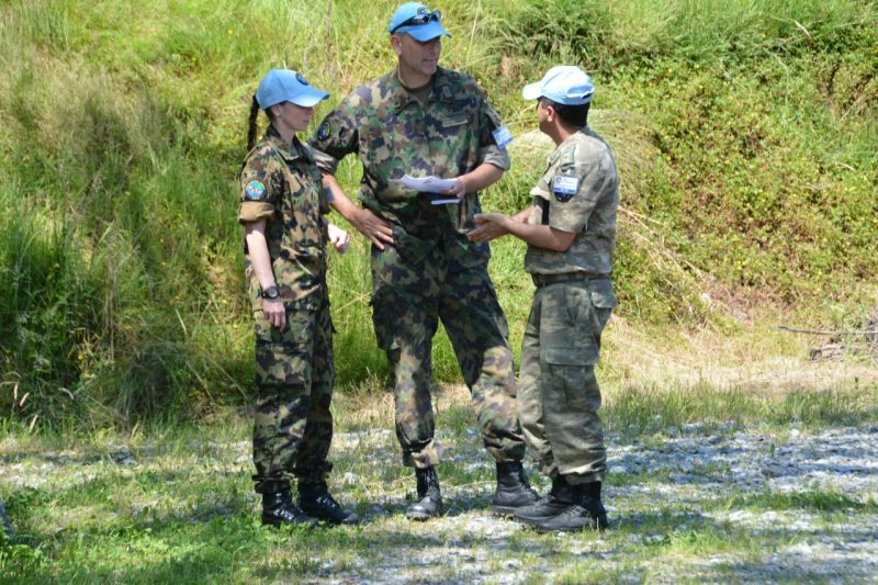 SUNMOC (Swiss United Nations Military Observer Course)
