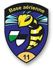 Badge Base aérienne 11