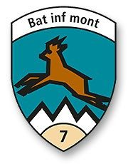 Badge Bat inf mont 7