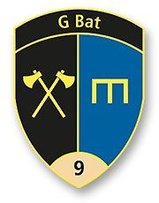 Badge G Bat 9
