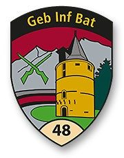 Badge Geb Inf Bat 48