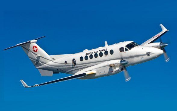 Beech Model 350C Super King Air