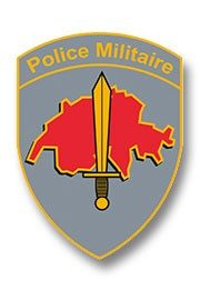 Badge Police Militaire