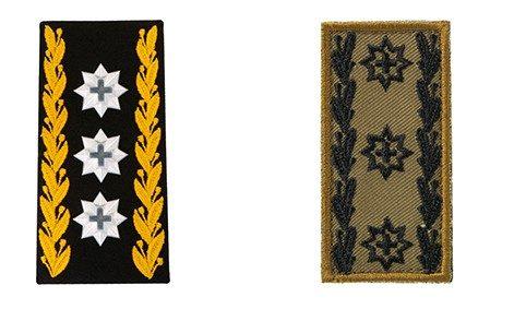 Commandant de corps (cdt C)