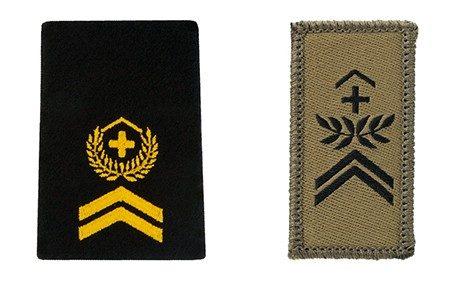 Sergent-major (sgtm)