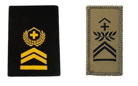 Sergent-major chef (sgtm chef)
