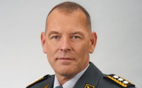 Commandant de corps Laurent Michaud