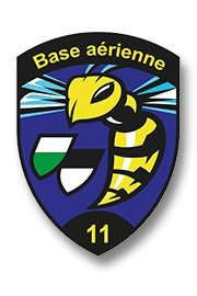 Badge Base aérienne 14