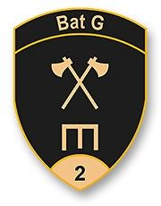 Badge G Bat 2