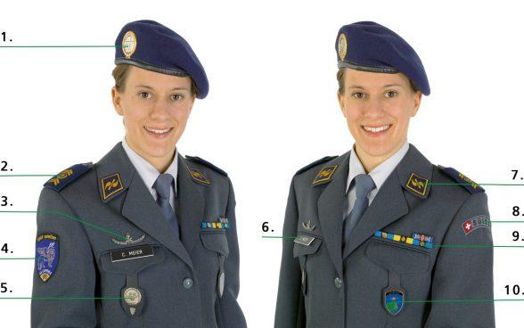 servizio clienti di incontri uniformi