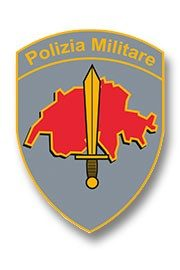 Badge Sicurezza militare