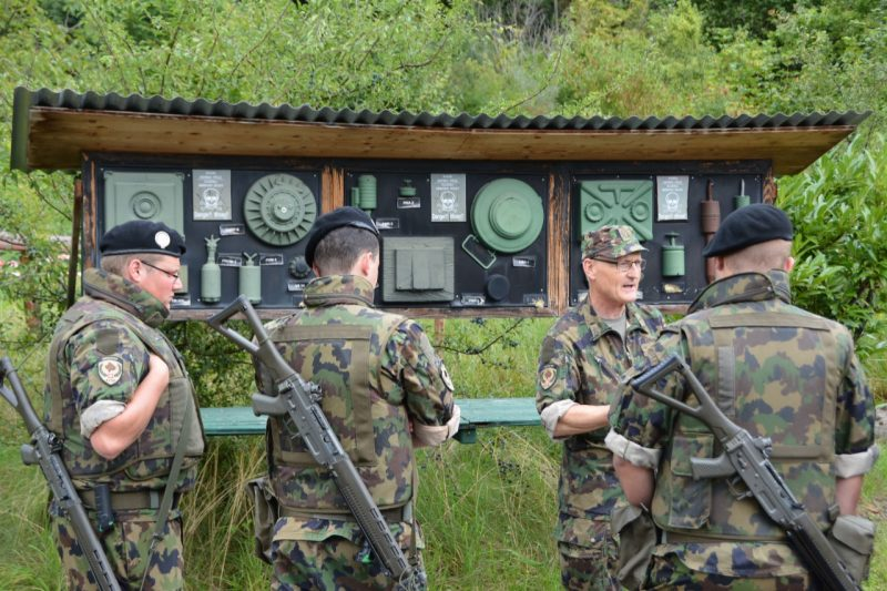 KFOR SWISSCOY / EUFOR LOT